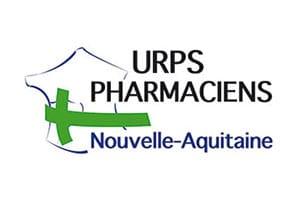 Dizziweb a créé le site internet de l'URPS Pharmaciens Nouvelle-Aquitaine